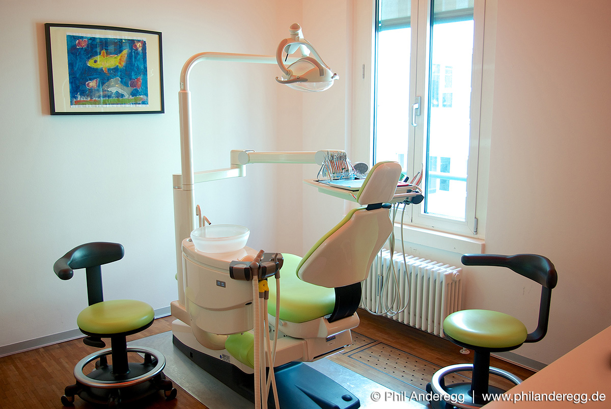 Dentist Office Photography<br>Prognath Munich